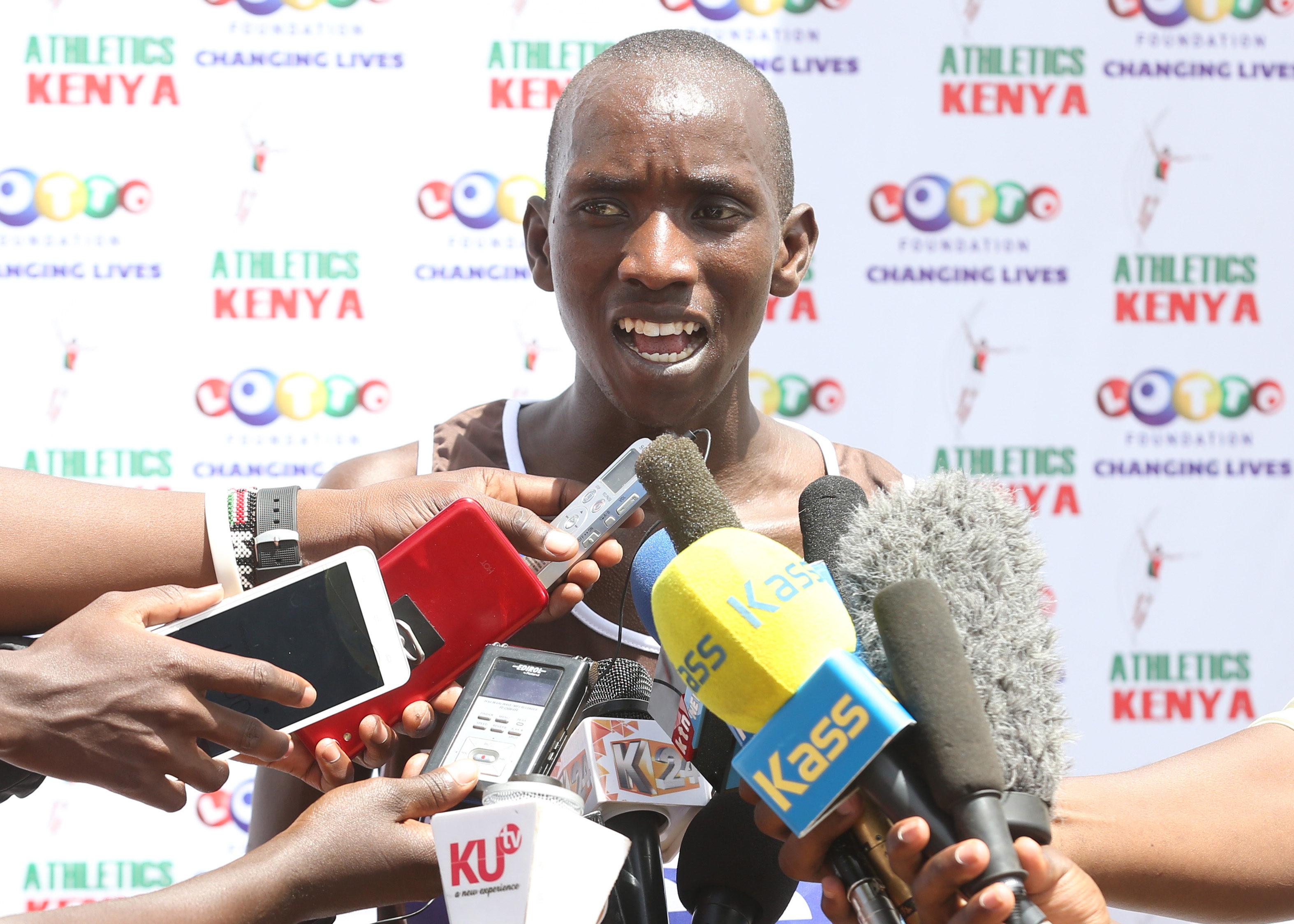 High Satisfaction with Athletics Kenya and Kenyan Athletes
